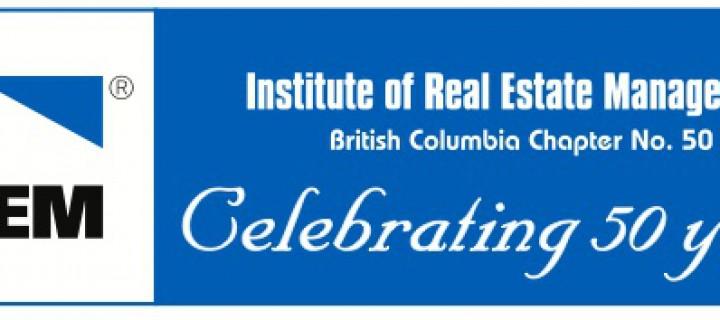 IREM – Institute of Real Estate Management, October 29
