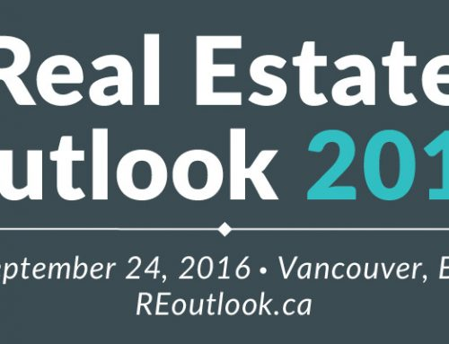 Real Estate Outlook 2017, Sept. 24 in Vancouver