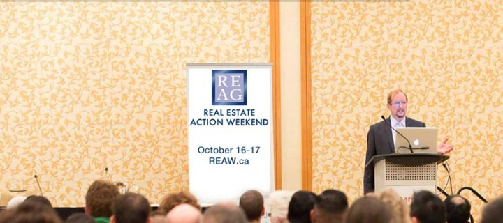 Real Estate Action Weekend – October 16 and 17, 2015