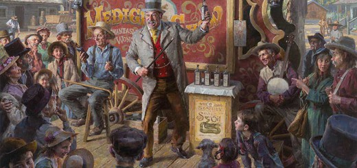 no money down - snake oil salesman