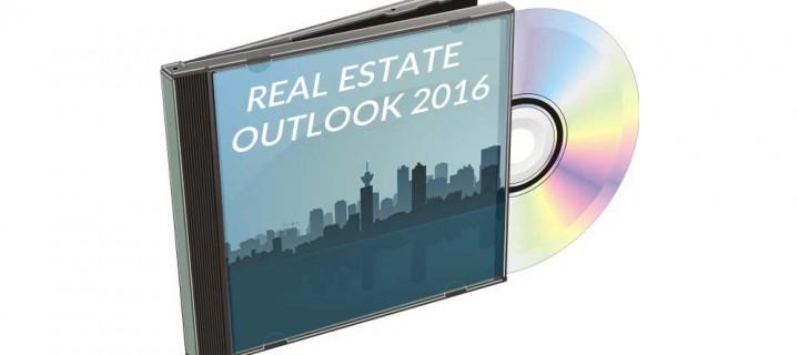 Real Estate 2016 Outlook CD Set