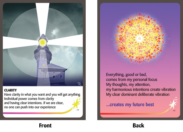 Thought Starter Cards