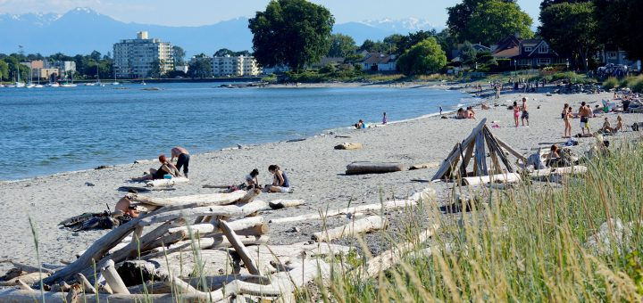 Willows Beach, Oak Bay