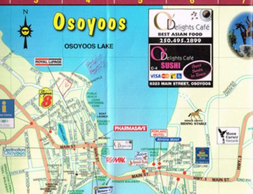 Attention Builders and  Developers. Ready to Build. Osooyos 6.3 acres.