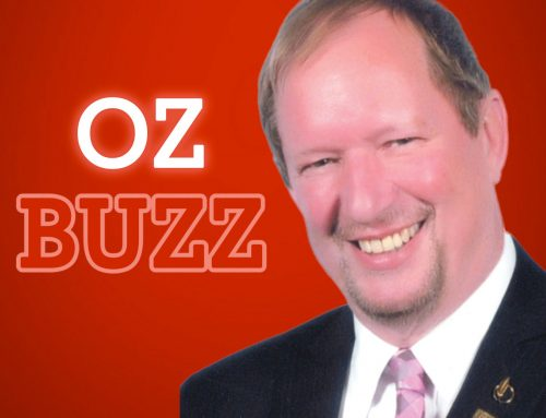 Oz Buzz Podcast #14: Robert McLeod, Edmonton Developer