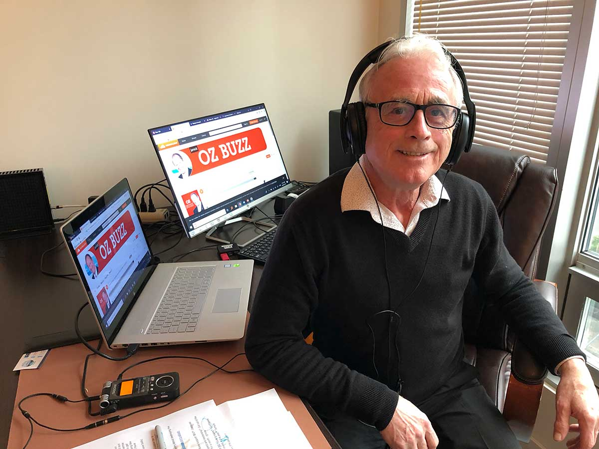Oz Buzz Podcast #17: Frank O'Brien, Editor, Western Investor